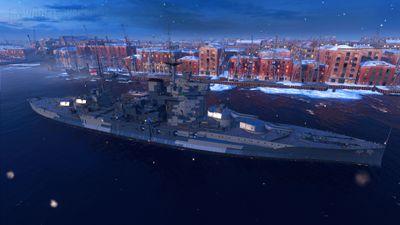 Тип 10 — Warspite