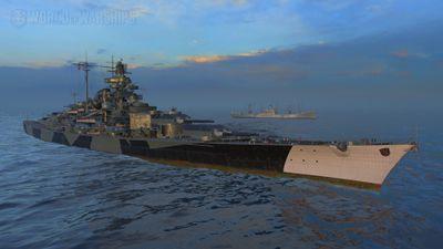 Тип 10 — Tirpitz