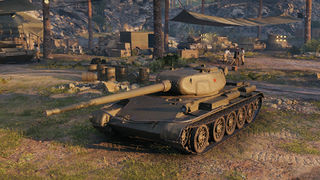 T 54 prototype matchmaking