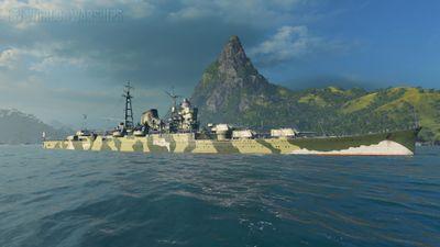 Тип 18 — Mogami