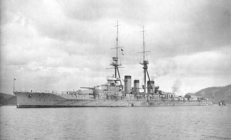 File:IJN Kirishima - 1915.jpg