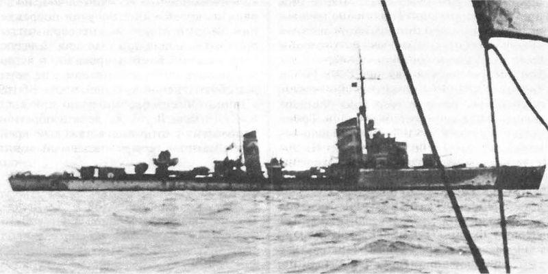 Файл:Möwe после ремонта, 1942 г.jpg