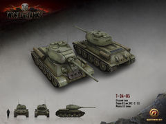 Т-34-85 — Global wiki. Wargaming.net