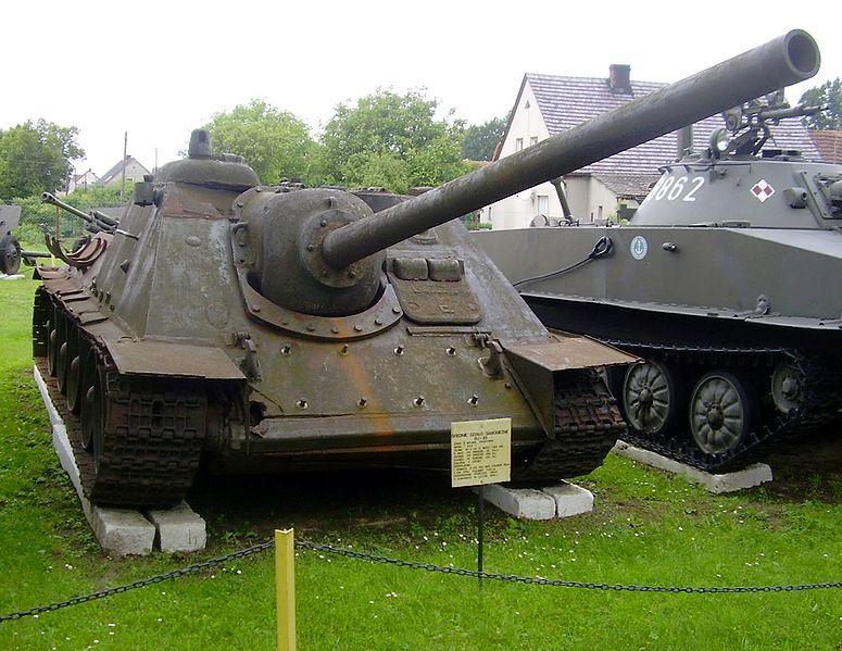 Файл:SU-85 poland.jpg