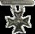 Нагрудной знак «Снайпер» армии и корпуса морской пехоты США.