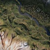 Скрытая деревня (миникарта)