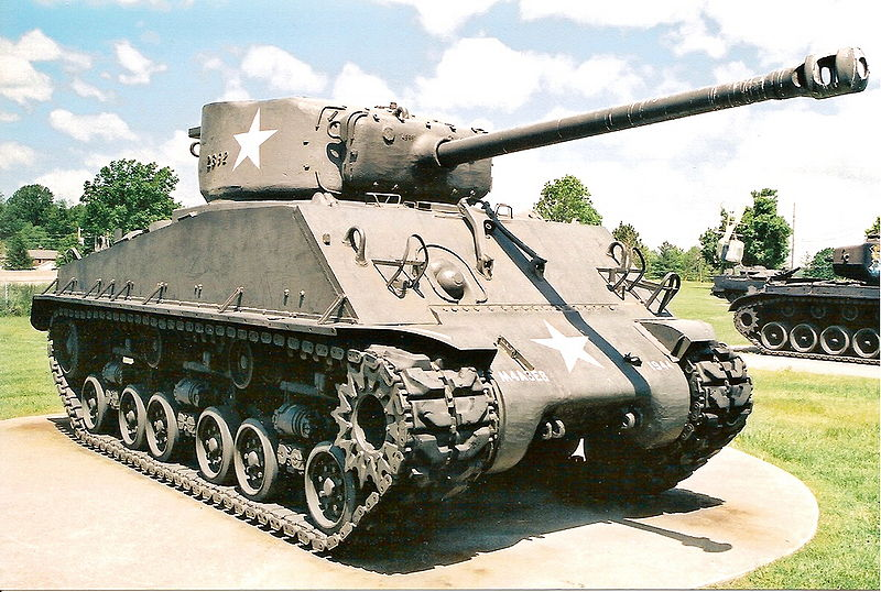 Файл:M4A3E8 at Patton Museum of Cavalry.jpg
