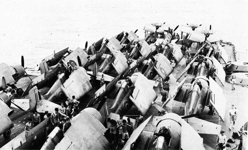 Файл:HMS Illustrious Marlett II 3 may 1942.jpg