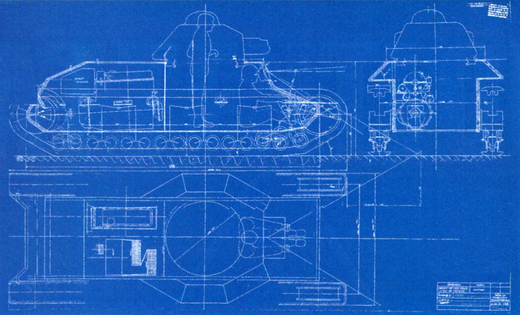 AMX_38_with_APX-R_turret,_drawing_0-190,_23.3.1939.jpg