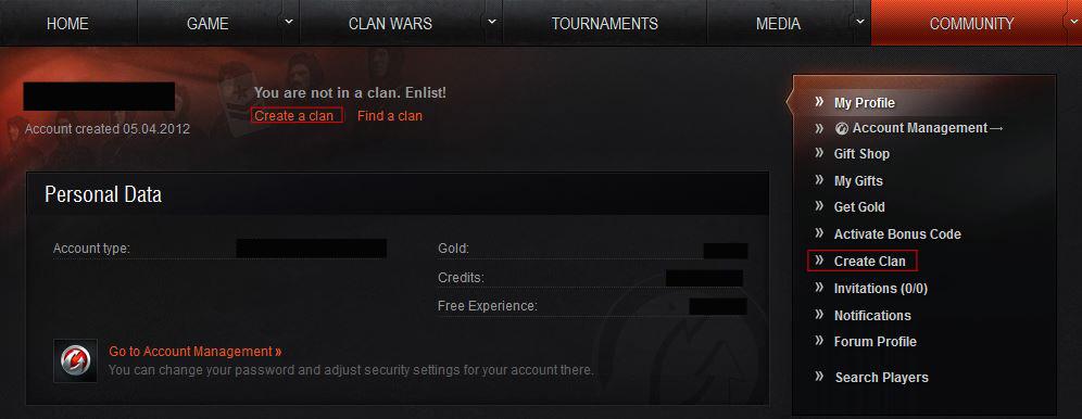 Clans - Global wiki  Wargaming net