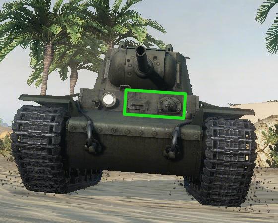 Prvotřídní porovnávání tanků