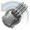 Wows icon modernization PCM006 MainGun Mod II.png