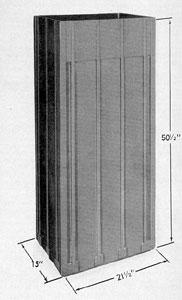 Элемент аккумуляторной батареи типа Sargo