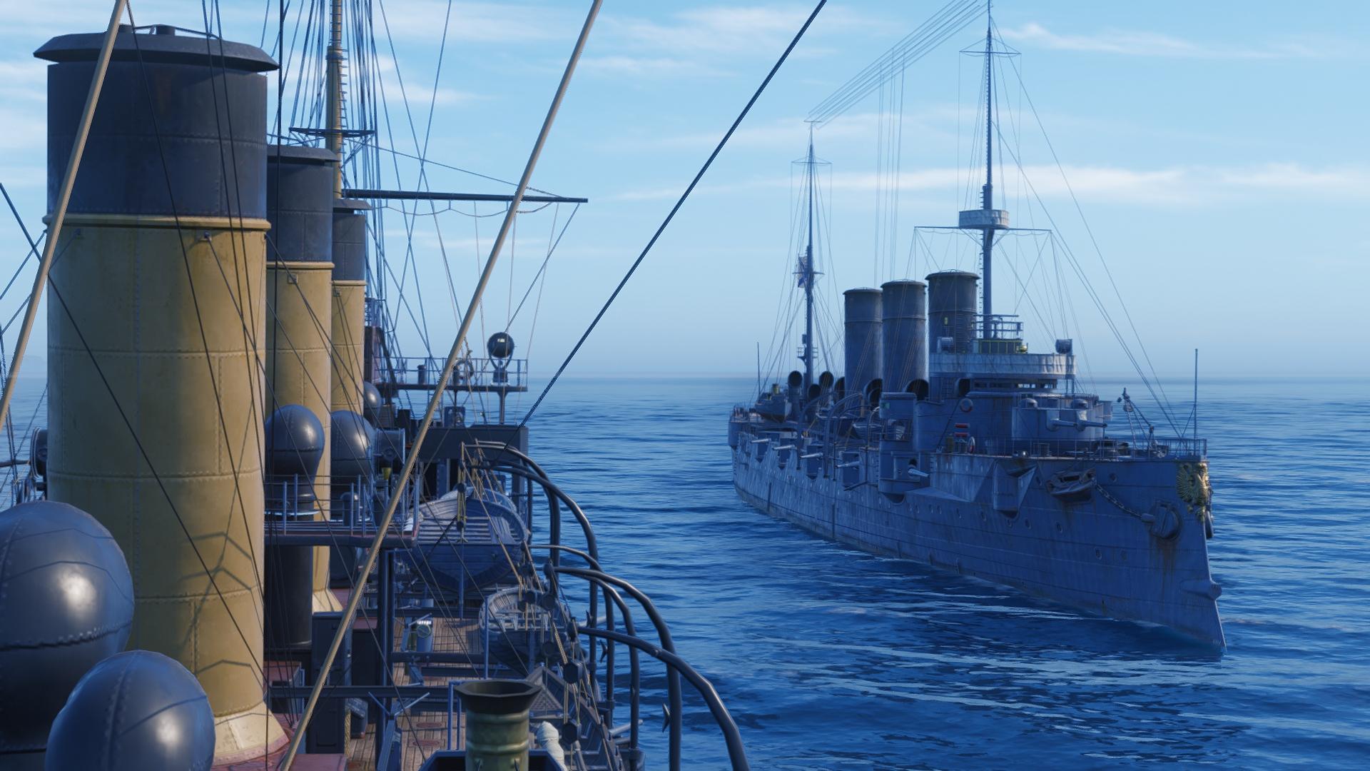 Крейсер Богатырь