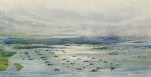 The-Grand-Fleet-in-Scapa-Flow-by-L-Wyllie.jpg