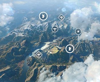 Игровая схема «Холодное небо»