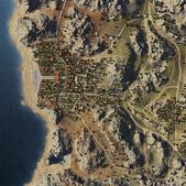 Южный берег (миникарта)