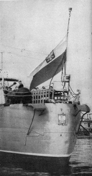 Файл:Bandera ORP Burzy 2.jpg
