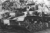 Panzer 4 with 75 mm L24 gun
