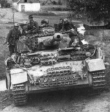 Panzer 4 late war photo