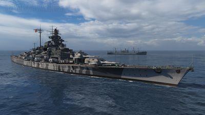 Норвежский — Tirpitz