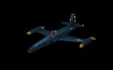 Lockheed F-94D Starfire