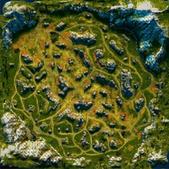 Балтийский щит (миникарта)