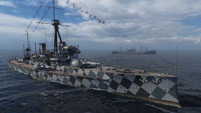 Тип 9 — Dreadnought