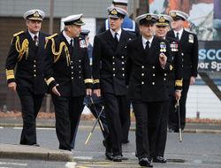 Звания на флоте в России по порядку: от матроса до адмирала