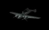MesserschmittBf110E