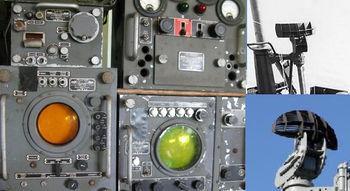 Радиолокационная станция SJ-1, ранний и поздний тип антенны