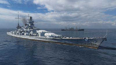 Арктический — Scharnhorst