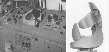Радиолокационная станция SS и ее антенна