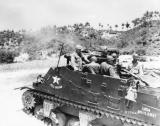 Howitzer Motor Carriage M7 in Korea (1951)