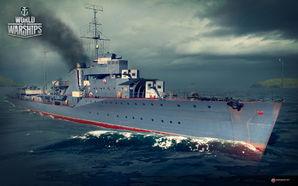 бонус код world of warships гремящий