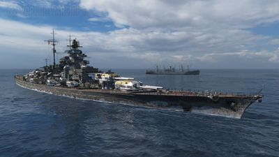Со дна океана — Bismarck