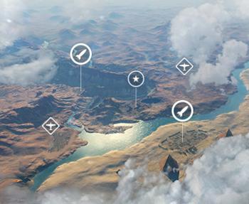 Игровая схема «Ветер пустыни»