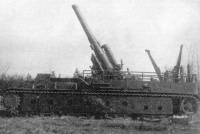 SU-14-1 with a 203mm