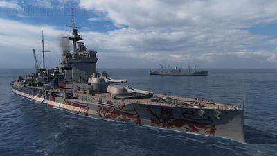 Национальный — Warspite