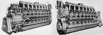 Дизель General Motors 16-278А