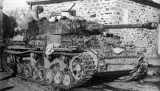 Panzer IV armed with 75 mm L43 gun