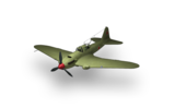 Ilyushin IL-2 two-seat