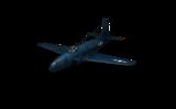 Lockheed P-80A Shooting Star