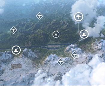 Игровая схема «Забытый гарнизон»