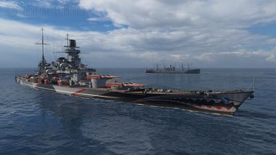 Особый — Scharnhorst