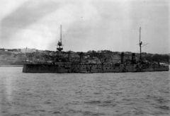 Amiral_Aube_at_the_Quebec_Tercentenary_1908_LAC_3361859.jpeg