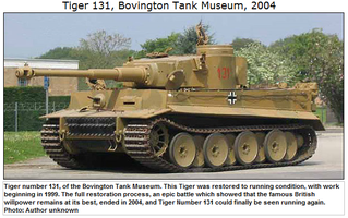 Tiger I - Global wiki  Wargaming net