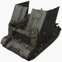 Sturmpanzer I Bison - Global wiki  Wargaming net
