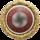 Золотой значок партии НСДАП.