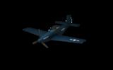 NorthAmericanP-51HMustang